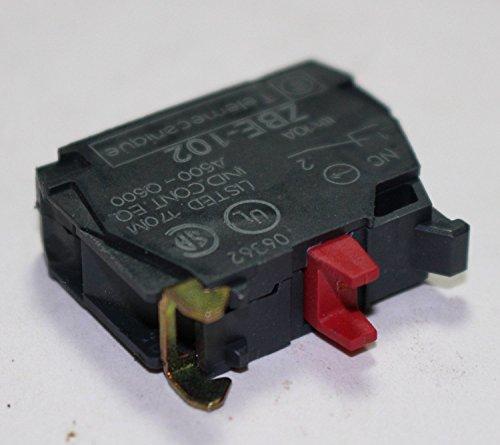 (Square D Zbe102 Nc Contact Block(Nri))