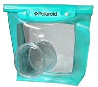 Polaroid Dive Rated Waperproof Pouch For Canon, Nikon, Sony, Pentax, Olympus, Panasonic Digital SLR Cameras
