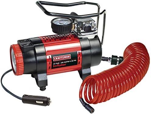 Craftsman 75120 12V Portable Inflator