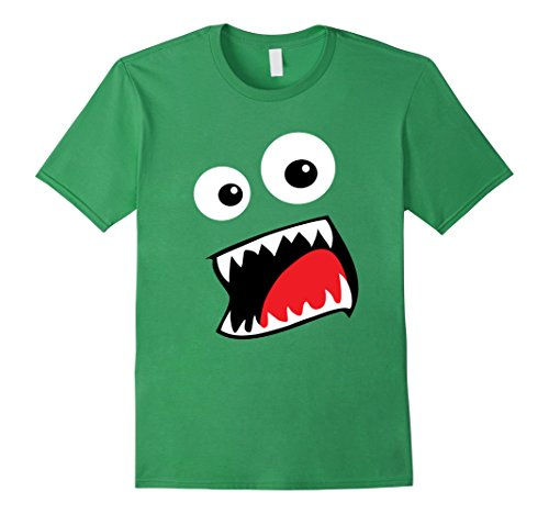 Mens Monster Halloween Costume Shirt Funny Matching Couple Group Large (5 Last Minute Halloween Costumes Men)
