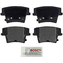 Bosch BE1057A Blue Disc Brake Pad Set