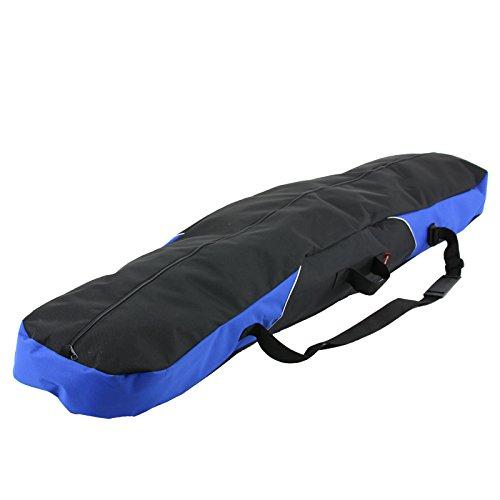 Snowboardtasche Snowboard Schutz Bag Sack Tasche Boardbag Boardsack Skitasche schwarz-blau