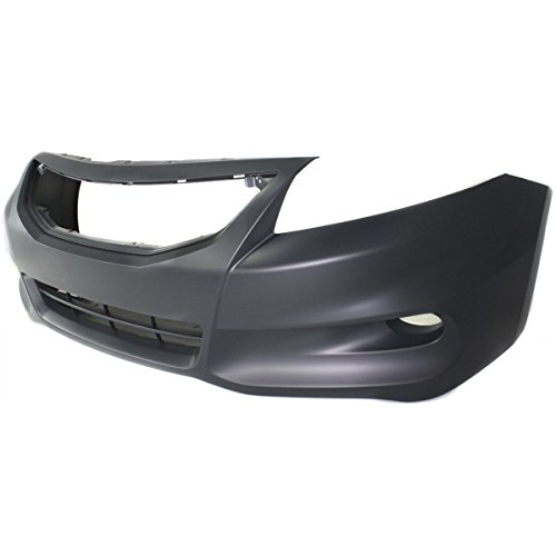 Diften 105-A2279-X01 - New Bumper Cover Facial Front Primered Coupe Accord HO1000277 ()