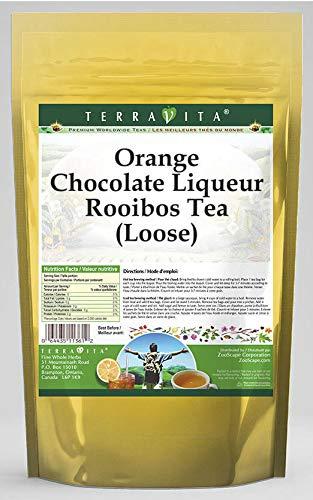 Orange Chocolate Liqueur Rooibos Tea (Loose) (4 oz, ZIN: 540067) - 2 Pack