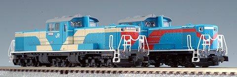 トミックス 【限定】JR DD51-1000形ディーゼル機関車(JR貨物試験色)2両セット【鉄道模型・Nゲージ】の商品画像