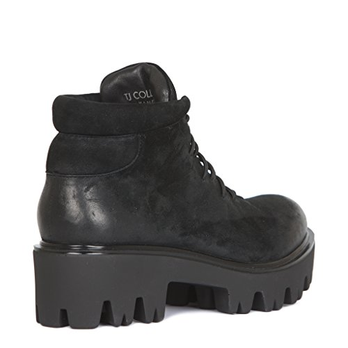 Sole Tj Serrated Collection Ankle Nubuck Boots Women's TCqgwS