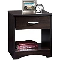 Pemberly Row Nightstand in Cinnamon Cherry