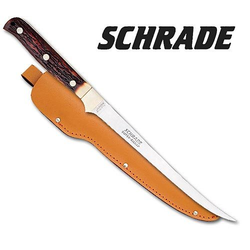Schrade Steelhead Knife 167UH