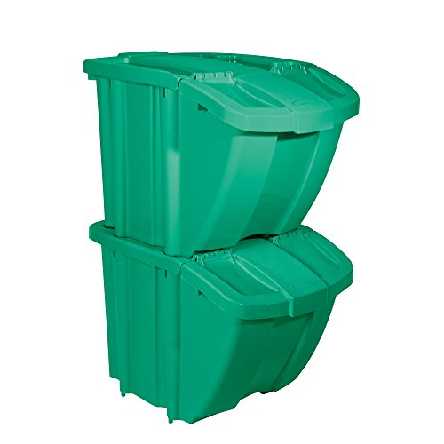 Suncast Recycle Bin Kit (Recycle Storage)