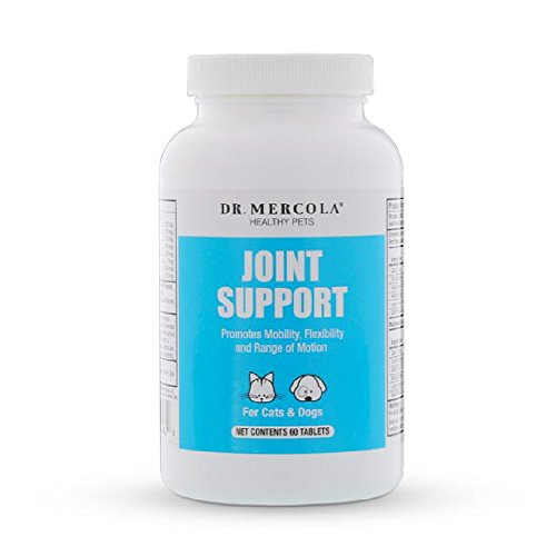 Dr. Mercola Joint Support for Pets – 60 Chewable Tablets – Natural Joint Supplement: MSM, Green Lipped Mussel, Bromelain, BiovaPlex Eggshell Membrane – Promotes Mobility, Flexibility & Range of Motion Review