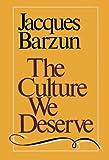 The Culture We Deserve : A Critique of Disenlightenment