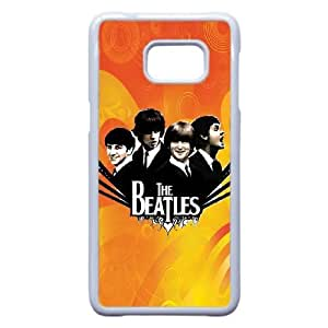 The Beatles For Samsung Galaxy Note 5 Edge Cell Phone Case White BTRY03557