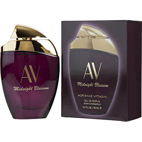 (Adrienne Vittadini Midnight Blossom Perfume, 3 Ounce)
