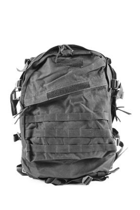 Diamond Tactical MOLLE Backpack – Black, Outdoor Stuffs