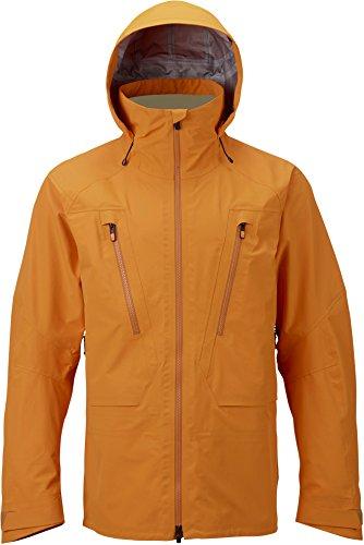 Burton Men's AK 3L Freebird Jacket, Golden Oak, (Ak Lightweight Fleece)