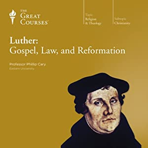 Luther: Gospel, Law, and Reformation Vortrag