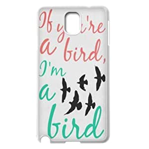 hong hong customize Bird Original as New Print DIY Phone Case for Samsung Hellqvist Galaxy Note 3 Philip N9000,personalized case cover 566381 to