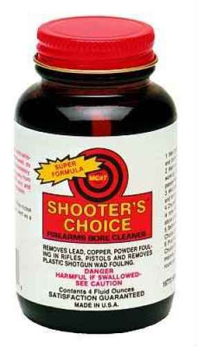 Shooter's Choice Mc#7 Bore Cleaner & Conditioner Glass Bottle, 4oz