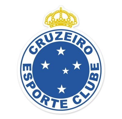 fan products of Cruzeiro EC - MG - Brazil - Brasil Football Soccer Futbol - Car Sticker - 5