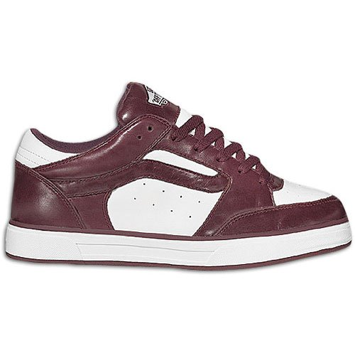 Vans Men's TNT ( sz. 07.0, Wine/White )