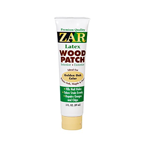 Zar 31441 Golden Oak Wood Patch, 3-Ounce