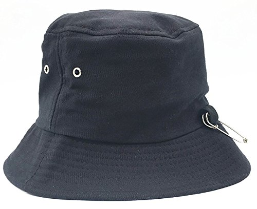 Minetom Unisex BTS Baseball Caps with Iron Rings Bangtan Boys BTS Beanies Bucket Hat Style 4 One Size