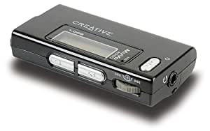 Creative MuVo Micro N200 1 GB MP3 Player Black (Discontinued by Manufacturer)