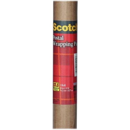 Scotch Postal Wrapping Paper - 30