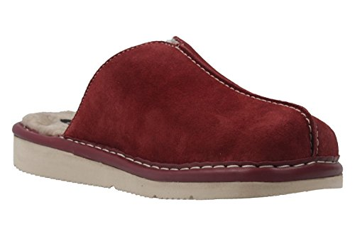 Fortuna, Pantofole donna rosso Rot