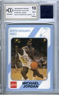 Amazon.com : 1989 UNC University of North Carolina Michael Jordan