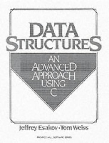 Data Structures: An Advanced Approach Using C by Pearson