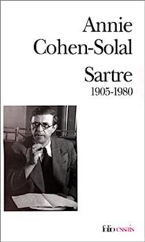 Sartre (1905-1980) par Cohen-Solal