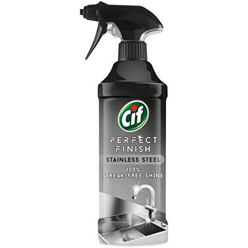Cif Stainless Steel Spray 450ml