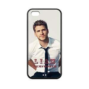 Customized Liam Hemsworth TPU Case for Iphone 5C