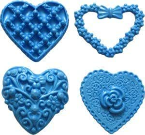 First impressions moldes molde de silicona dise o de - Moldes silicona amazon ...