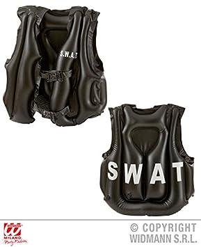 Hinchable SWAT Bulletproof Camiseta Hinchable para POLICE COP FBI ...