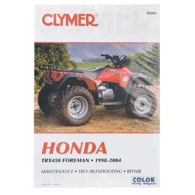 Clymer Repair Manuals for Honda TRX 500 4x4 FOREMAN ES 2005-2009