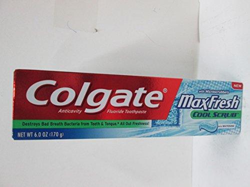 Colg Fresh Colgate Family Scrub