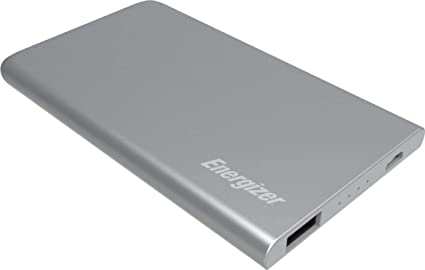 Energizer 4000mAh Mini Powerbank Batería Externa, Cargador Móvil ...