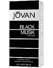 JOVAN BLACK MUSK COLOGNE (M) 88ML