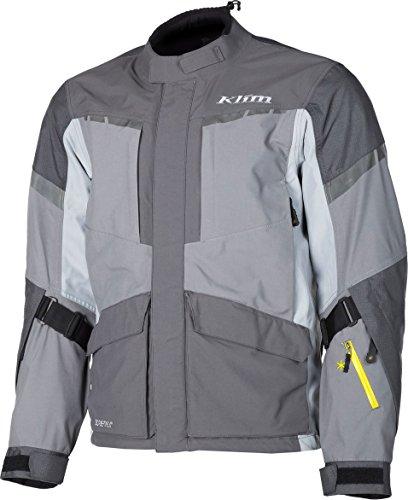 Klim Carlsbad Mens Off-Road Motorcycle Jackets - Gray/Medium