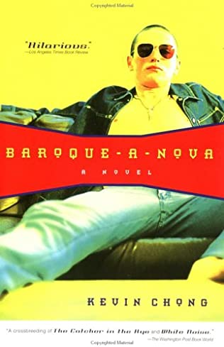 book cover of Baroque-a-nova