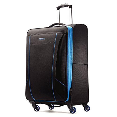 american-tourister-skylite-spinner-25-black-blue-one-size