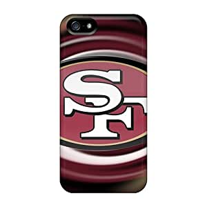Fransh485b54 Premium Protective Hard Cases For Iphone 5/5s- Nice Design - San Francisco 49ers