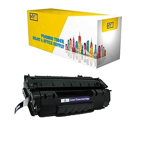 Compatible Compatible Toner Cartridge Replacement for HP Q7553A - P2015x Laser Printer