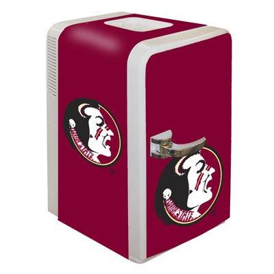 NCAA Florida State Seminoles Portable Party Fridge, 15 Quarts - Florida State Seminoles Water