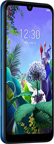 LG Q60 – Smartphone (Pantalla LCD de 15,9 cm (6,26 Pulgadas), 64 GB de Memoria Interna, 3 GB de RAM, MIL-STD-810G, Dual…