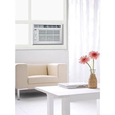 Arctic King 5,000 BTU Window Air Conditioner, White WWK05CM71N