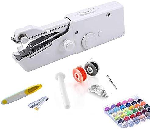 Máquinas de coser Mini portátil de la máquina de coser de mano de ...