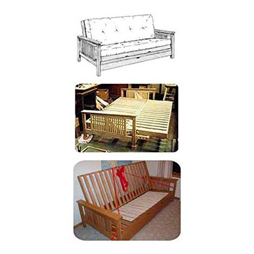 Woodworking Project Paper Plan to Build Mission CouchFuton